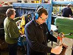 Taller reparación maquinaria y equipo
