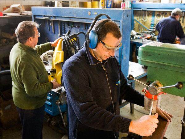 reparación de herramientas y maquinara, servicio técnico, mantenimiento