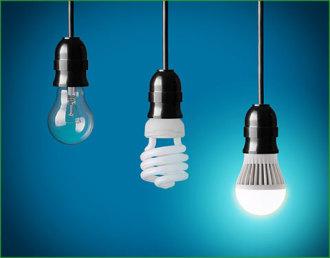 Comparación entre los tipos de bombillas, características técnicas, como ahorrar luz con las bombillas.