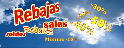 Rebajas en ferretería bricolaje, hogar, hasta un 50% Alicante, Benissa, Altea, Benidorm, Calpe, Dénia, Ondara, Jávea